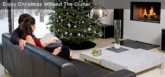 Enjoy Christmas Without The Clutter