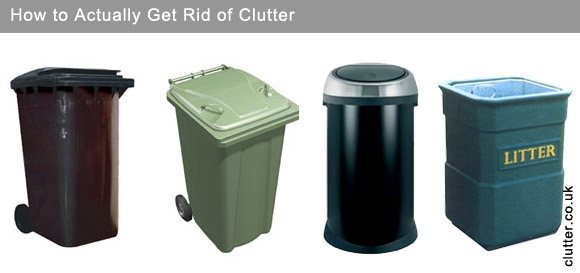 How to Actually Get Rid of Clutter
