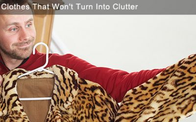 Buy Clothes That Won't Turn Into Clutter