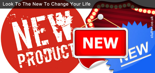 Look To The New To Change Your Life