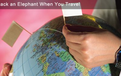 Don't Pack An Elephant When You Travel (or What To Take)