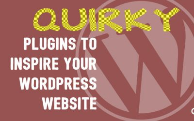 Quirky Plugins To Inspire Your WordPress Website