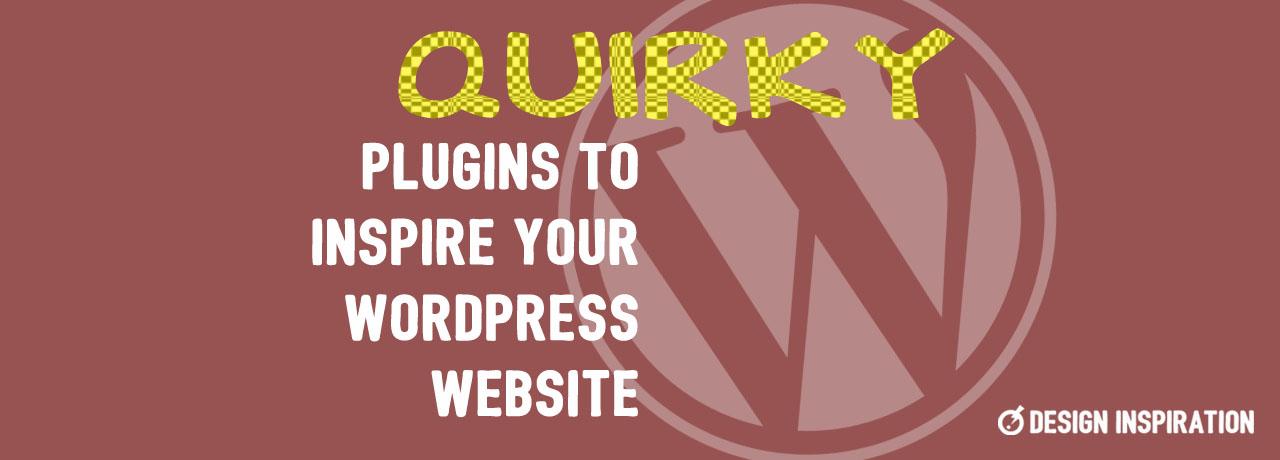 Plugins To Inspire Your WordPress Website