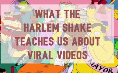 What the Harlem Shake Teaches us About Viral Videos