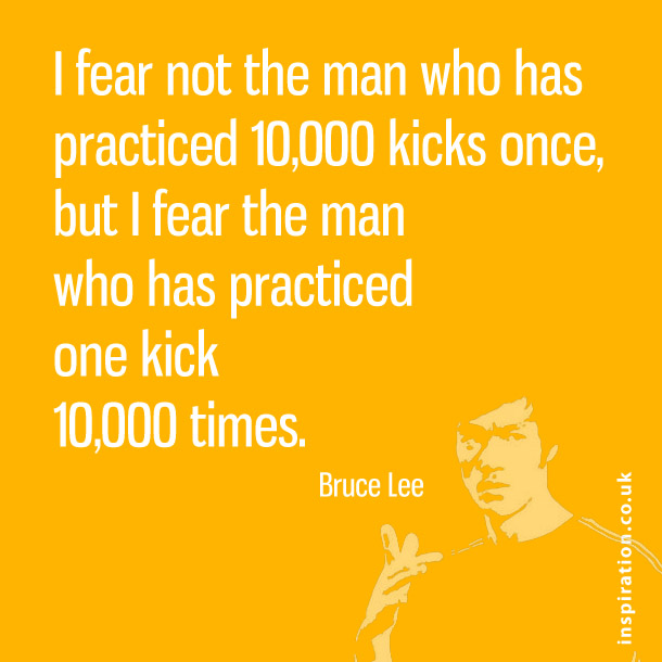 Famous Business Quotes Customer Service: 8 Great Bruce Lee Quotes To Inspire Your Business And Life