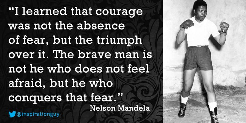 Nelson Mandela Quote 06