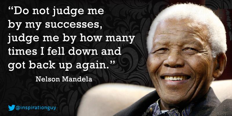 Nelson Mandela Quote 07