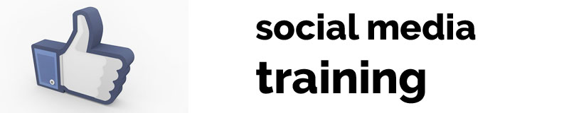 Social Media Training by Design Inspiration